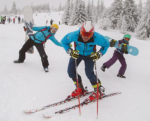 Monitor de Ski small